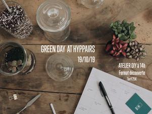 Green Day at HYPPAIRS !