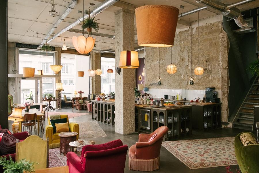 Café Sofffa Lyon 7ème