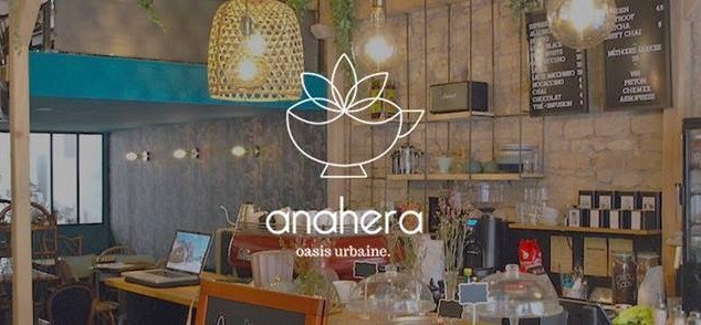 Onno chez Anahera Café (Lyon 7ème)
