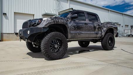 Mad Max Toyota Tacoma