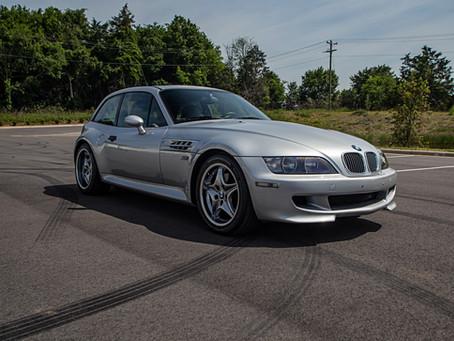 BMW Z3 M Coupe PPF & Ceramic Pro