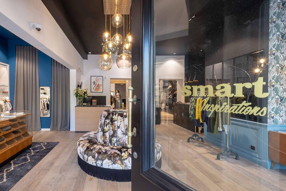 Smart inspirations, concept store place maréchal lyautey lyon 6
