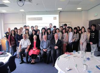 J-CLIL Teacher Education Seminar at the University of Stirling, Scotland UK, 2018