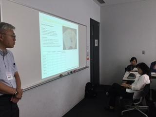 ワークショップCLIL teacher education815号室(3)