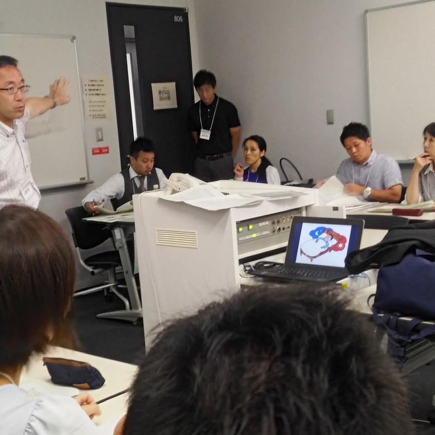 ワークショップ高校教育806号室 山崎勝先生発表