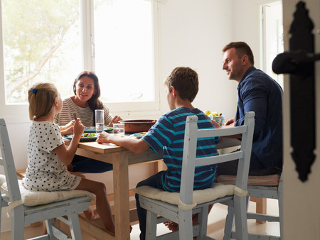 Family meals: boon or burden?