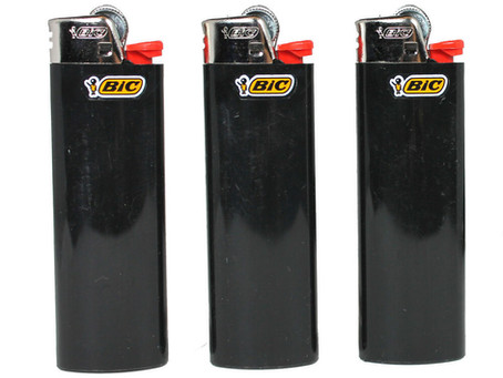 I'm Looking to Bic a Fight