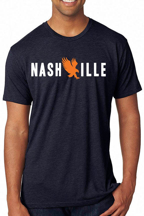 Navy Nashville T-shirt