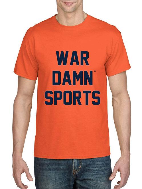 War Damn Sports T-Shirt