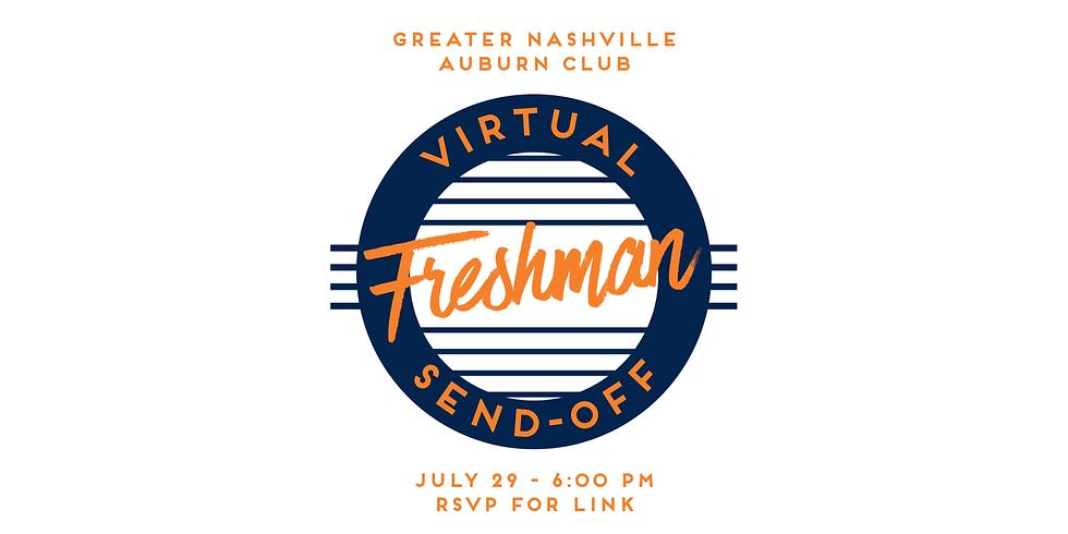 2020 Virtual Freshman Send Off