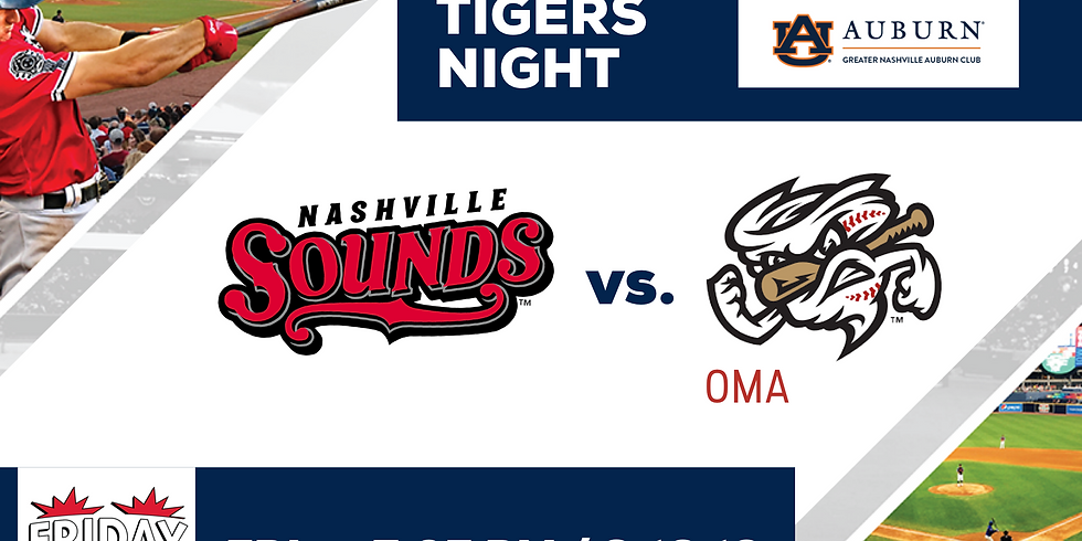 Nashville Sounds Night
