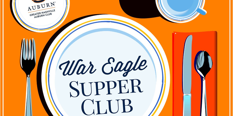 War Eagle Supper Club - August