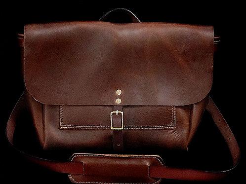 Horween Chromexcel Messenger Bag