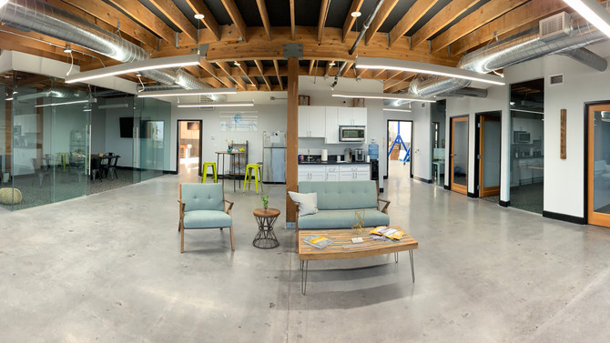 Pacific Blue Engineering is excited to announce that we have relocated to a larger facility to accom