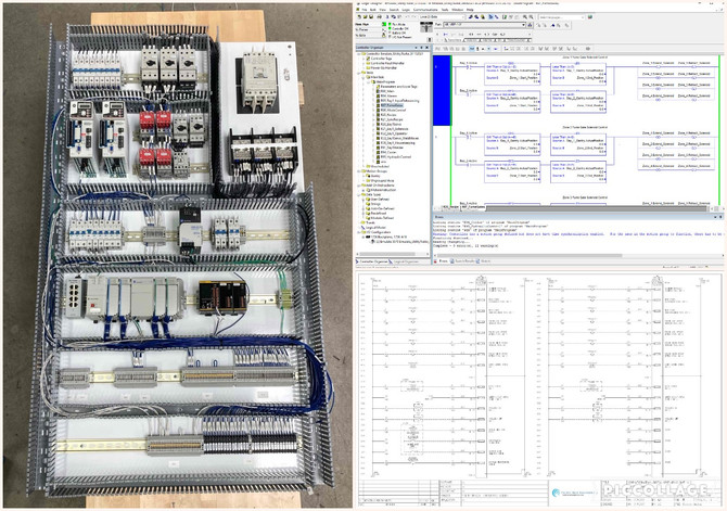 Pacific Blue provides Turn-Key automation solutions!