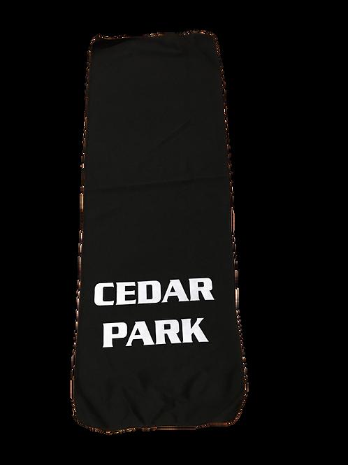 Cedar Park Cooling Towel