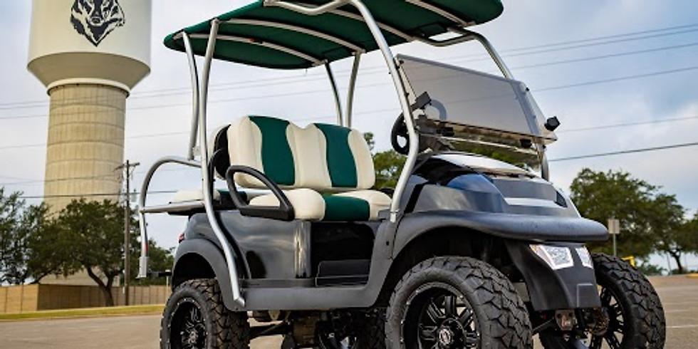CPYFA Golf Cart Giveaway!