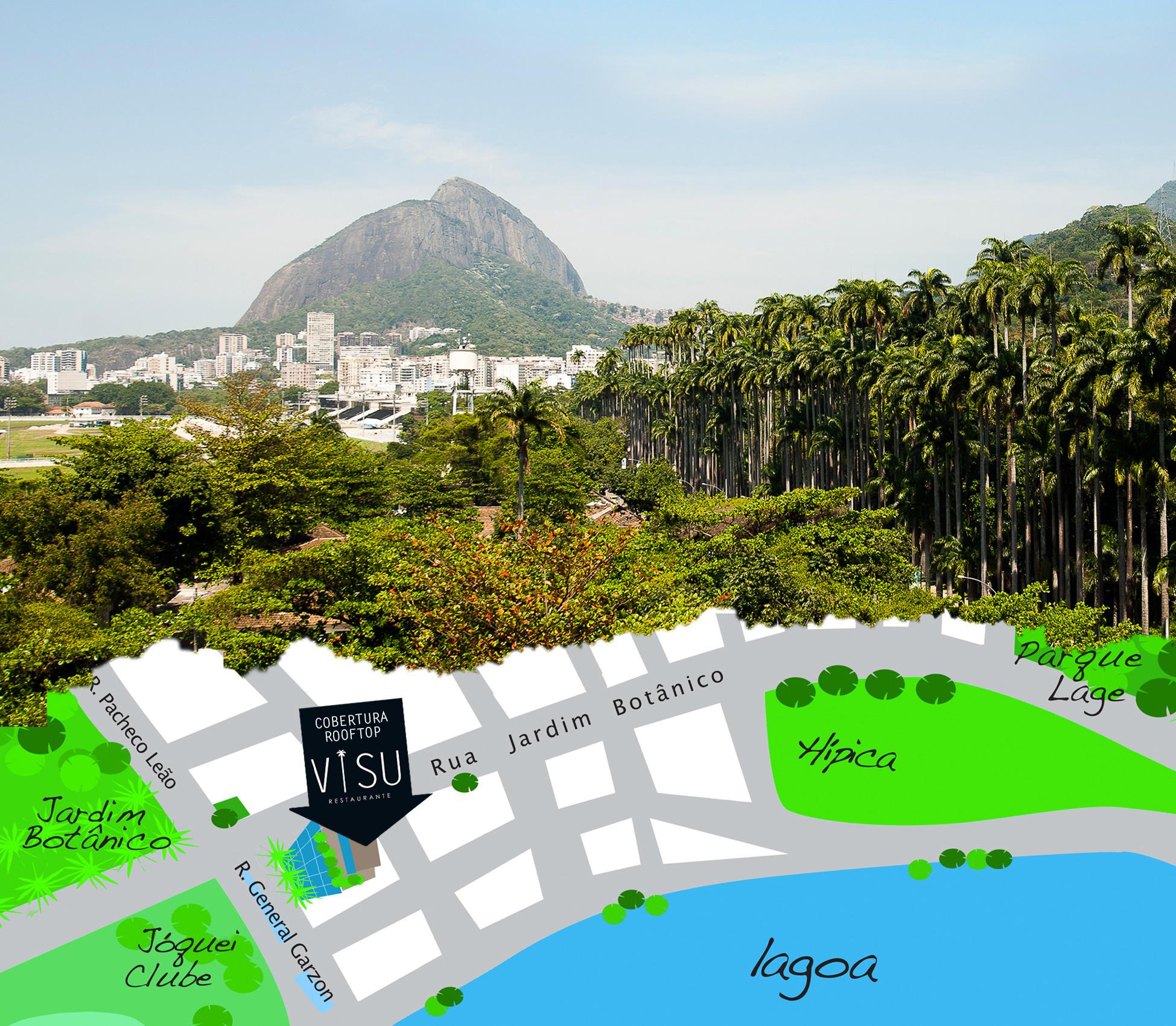 mapa VISU JB
