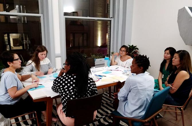 Circle Spotlight: DTLA Circle's 1st Meeting