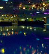 The skating floor