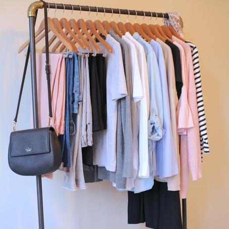 Spring-Summer 2018 Wardrobe (part 1)