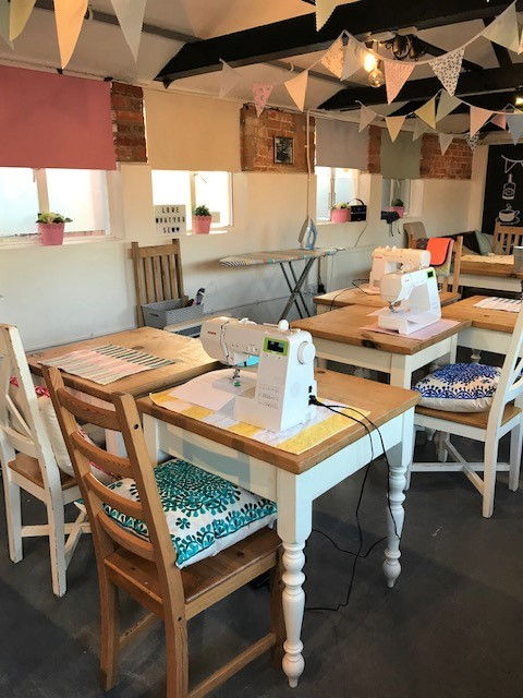 Sewing Retreat 7th August