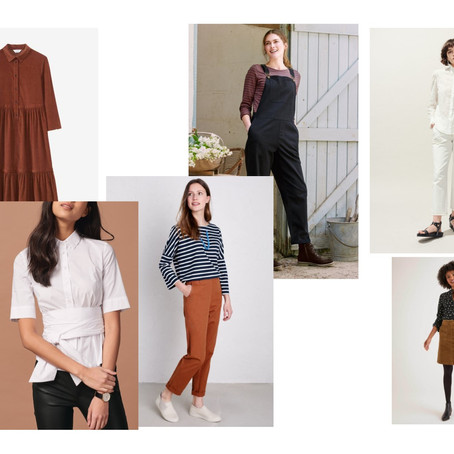 Autumnal Sewing Inspo