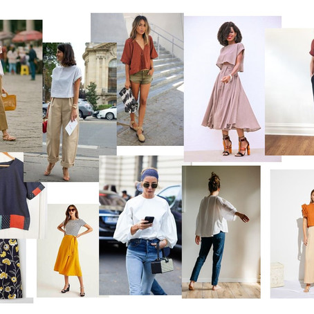 A Capsule Wardrobe - The Rome Collection