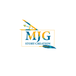 MJG Story Creation Logo