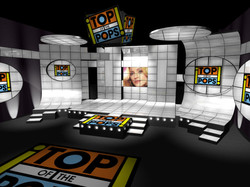 Top of the Pops stage