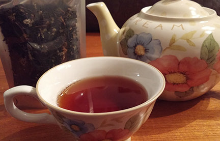 Cranberry Almond Oolong