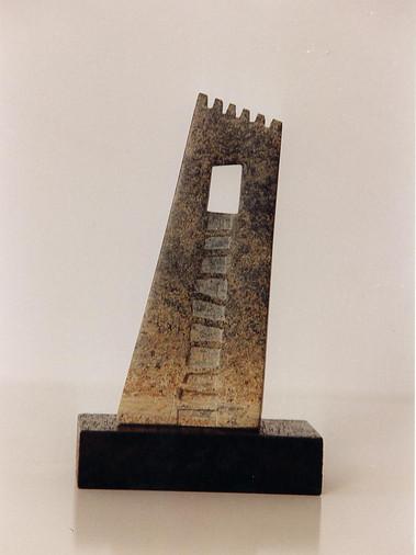 Torentje met ladder I, 2001