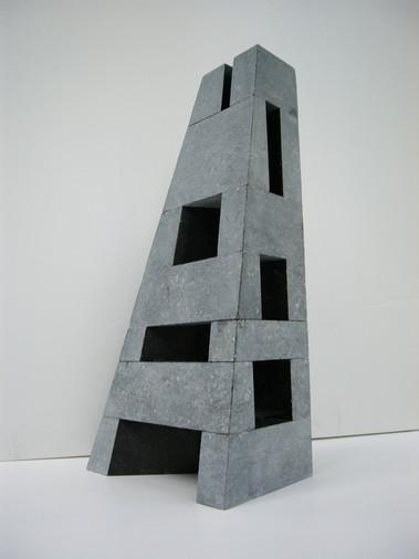 Gestapelde Toren III, 2004