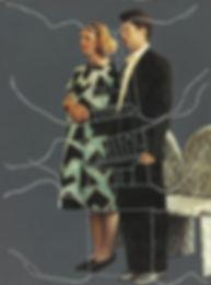 portret 1985 Ieneke en Karel