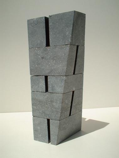 Gestapelde Toren II, 2003