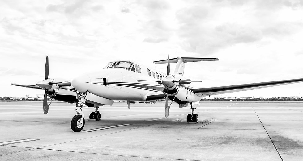 charter airplane private aviation services