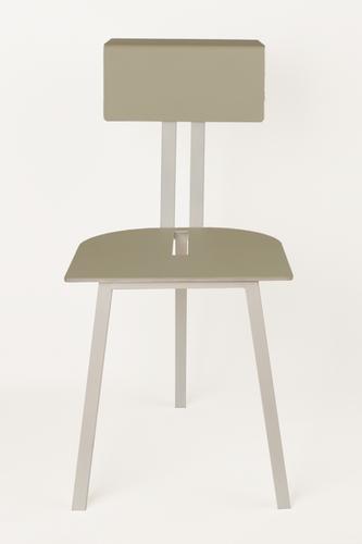 Voorkant stoel