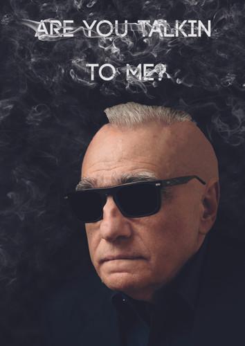 Martin Scorsese + Taxidriver