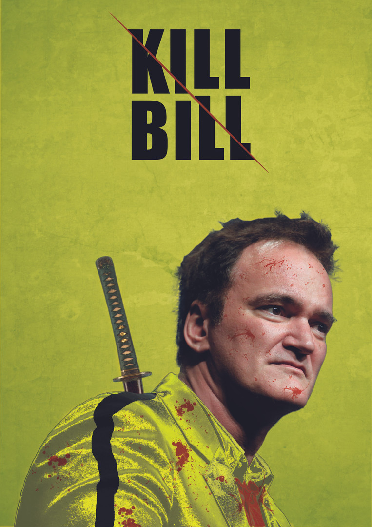 Quinten Tarantino + Kill Bill
