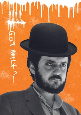 Stanley Kubrick + A Clock Work Orange