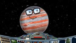 Space Science School Show Solar System J