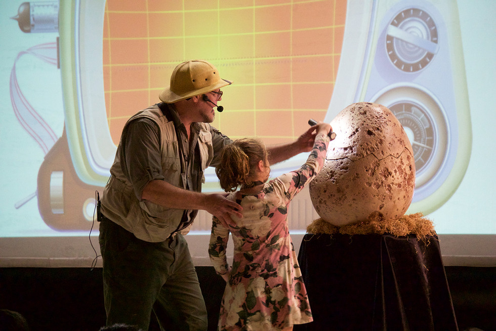School Assembly Show Science Dinosuars Fossils.jpg