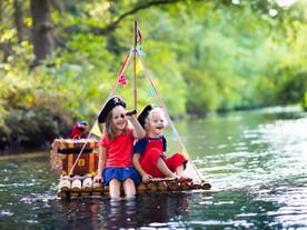 Kids On A Pirate Adventure