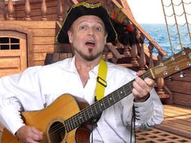 Virtual Pirate Show Has Kids Singing