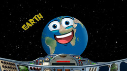 Space Science School Show Solar System E