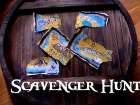 Treasure Map Scavenger Hunt