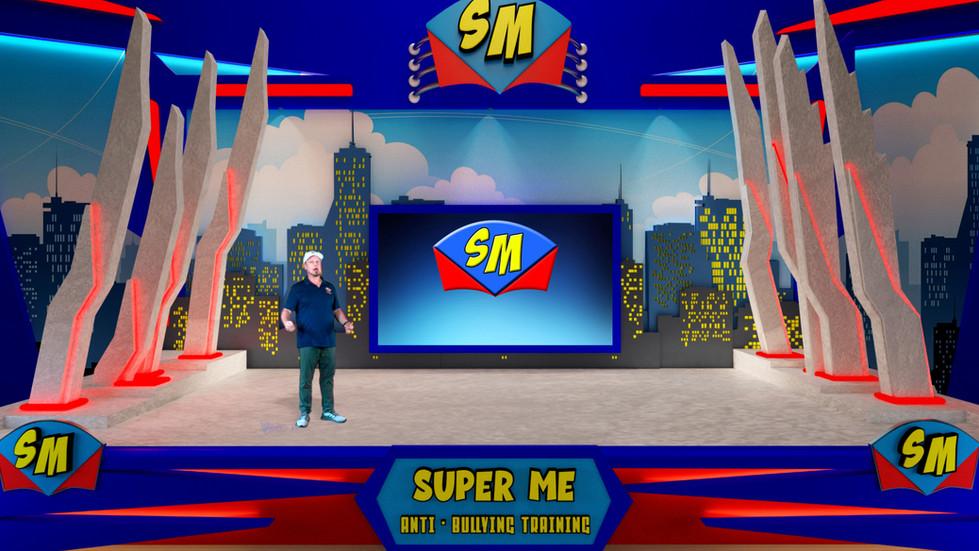 Super Me Virtual Show Preview Thumbnail.