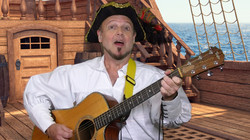 """What do you Laughing Sailor Pirate Goodie Sings - From Story Ship's """"Pirate Goodie & The Magic Chest"""
