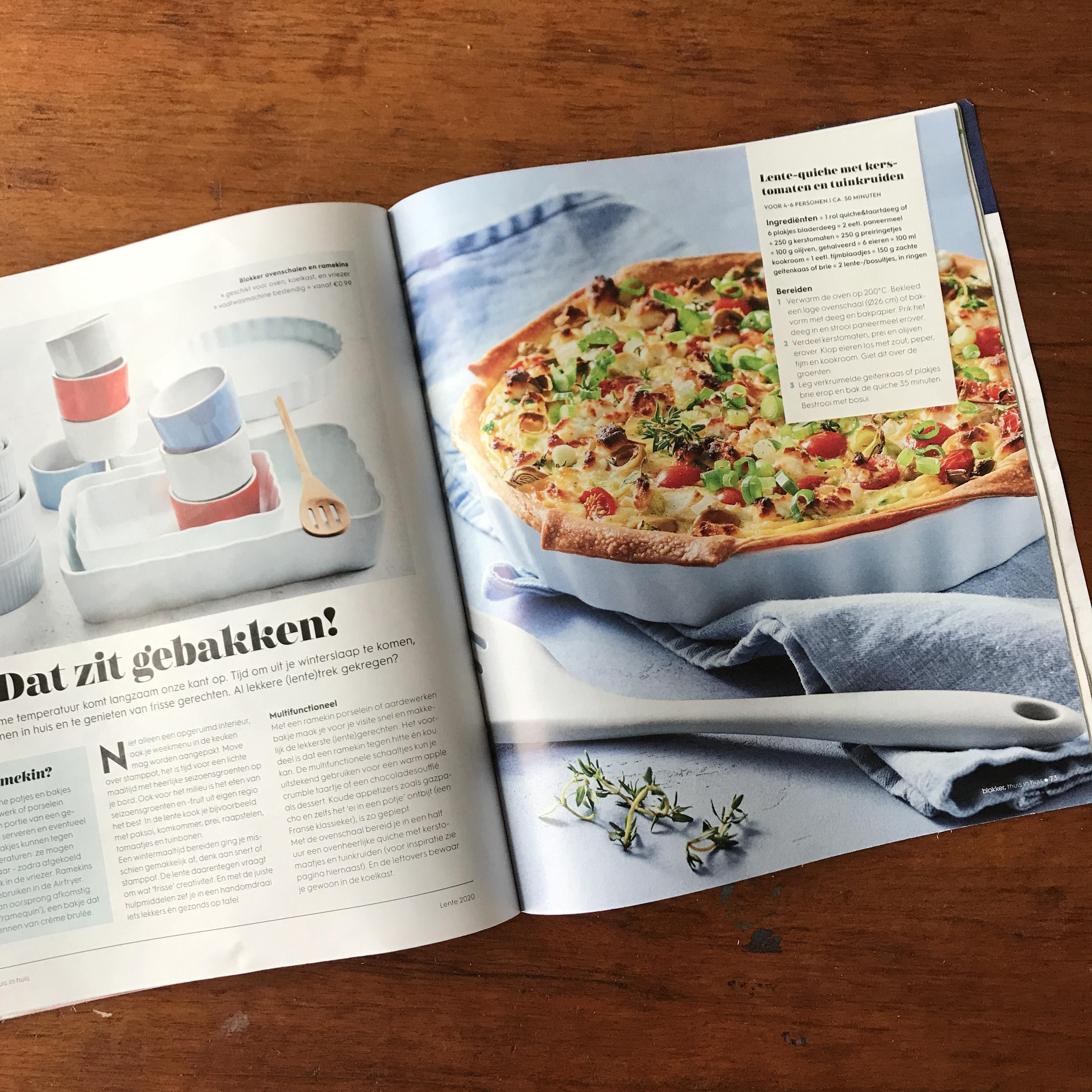 Blokker magazine 365