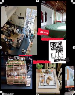 Inside Design Amsterdam.